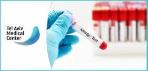 בדיקת אלרגיה