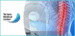 MRI עמוד שדרה