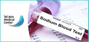 בדיקת דם Sodium (סודיום, נתרן)