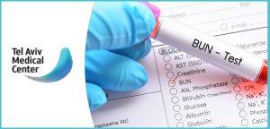 בדיקת דם Urea (בדיקת דם אוריאה)